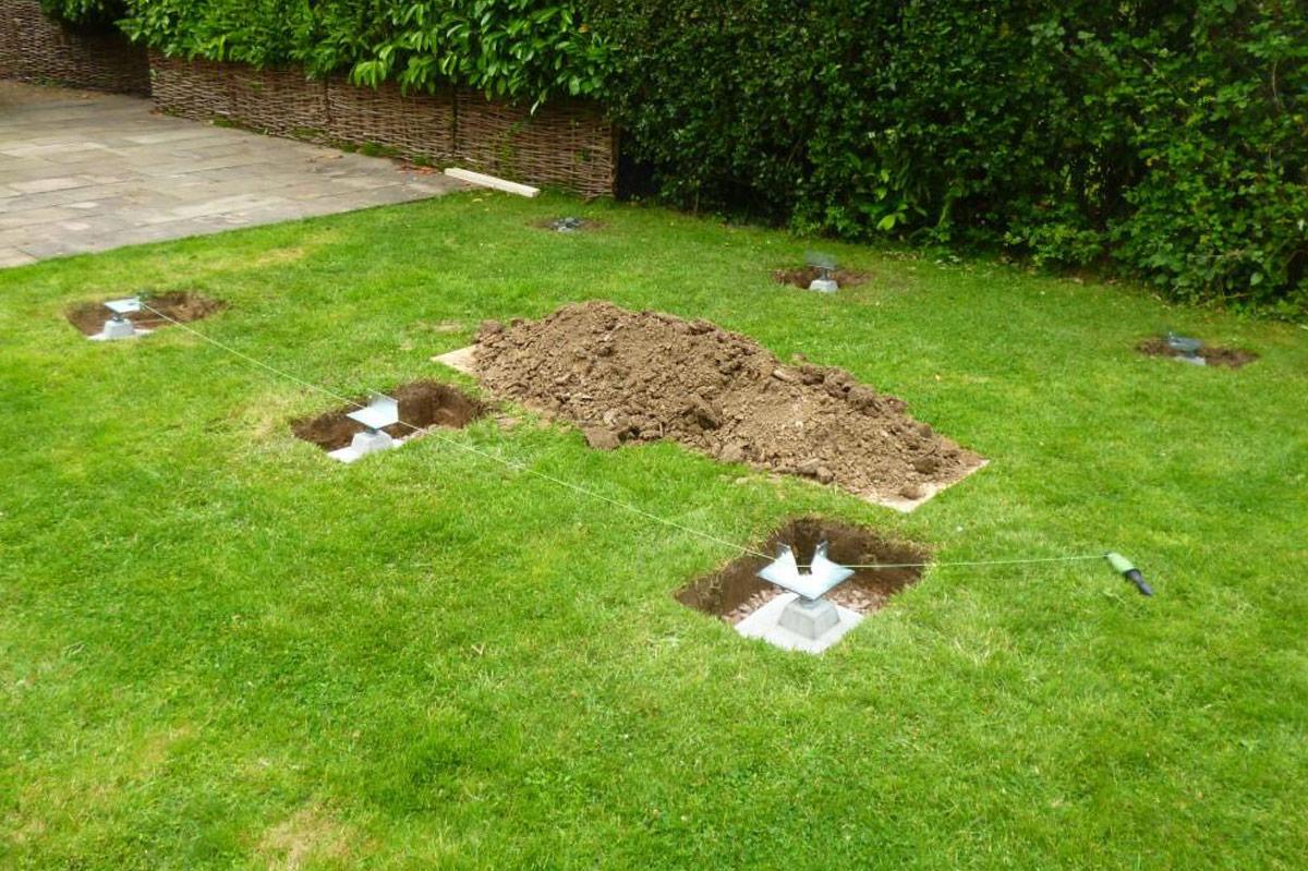 garden room base